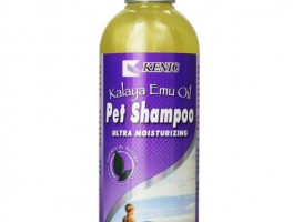 Emu shampoo for your furry friends