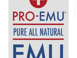 Pure Emu Oil 2oz